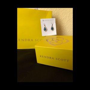 NWT Kendra Scott Juniper Earrings